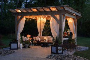 pergola and patio designs